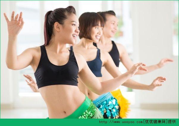 跳舞能减肚子吗?跳舞能减肚子上的肉吗?[多图]
