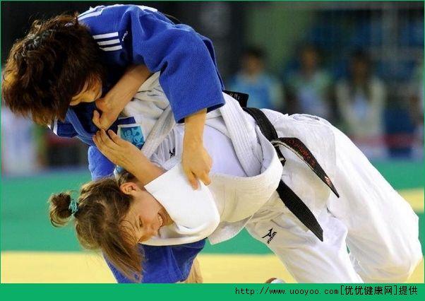 女生学柔道好吗?女生学柔道还是跆拳道好?[多图]