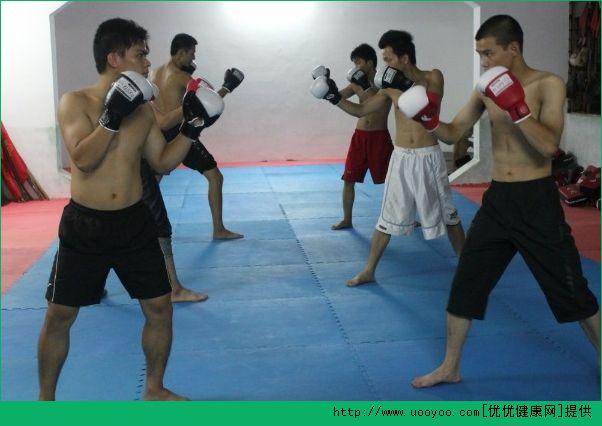 泰拳和散打的区别?泰拳和散打哪个好学?[多图]