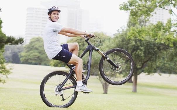 骑自行车对减肥有帮助吗?骑自行车减肥的好处[图]