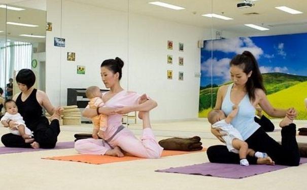 产后瑜伽有哪些好处?产后瑜伽该如何做?[图]
