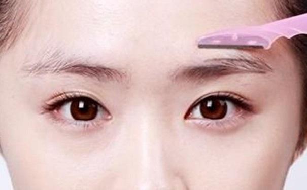修眉对眼睛有什么影响?修眉毛