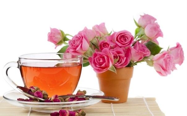 玫瑰花茶能美容养颜吗?玫瑰花