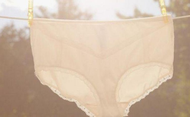 女性经期内裤该如何清洗?女性