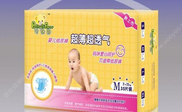 宝宝纸尿裤的选购原则又哪些?宝宝睡觉用什么纸尿裤?[图]