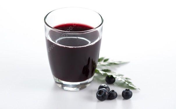 蓝莓汁有什么作用?蓝莓汁的功效作用有哪些?[图]