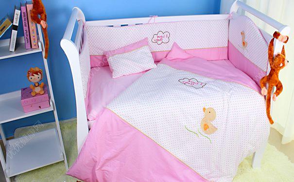 如何给婴儿挑选床上用品?婴儿床上用品如何选?[多图]