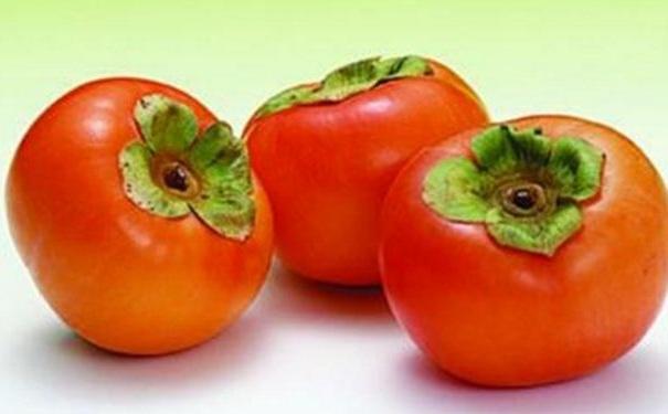 柿子不能与什么同吃?与柿子相克的食物[图]