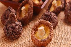 香菇营养小百科