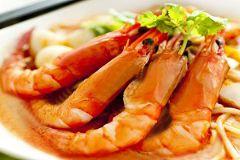虾肉营养百科